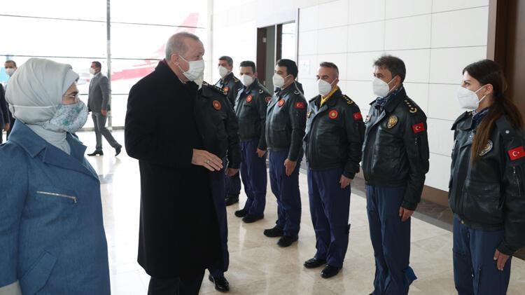 Son dakika… Cumhurbaşkanı Erdoğan 'Dünya Pilotlar Günü'nü kutladı!