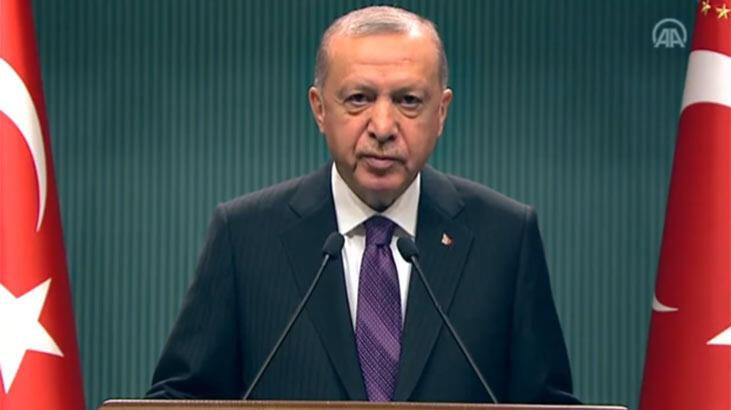 Son dakika! Cumhurbaşkanı Erdoğan'dan Etnospor mesajı