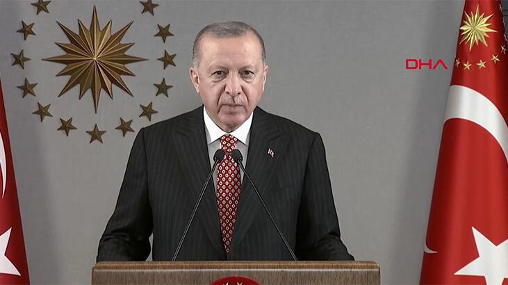 Son dakika! Cumhurbaşkanı Erdoğan'dan önemli açıklamalar