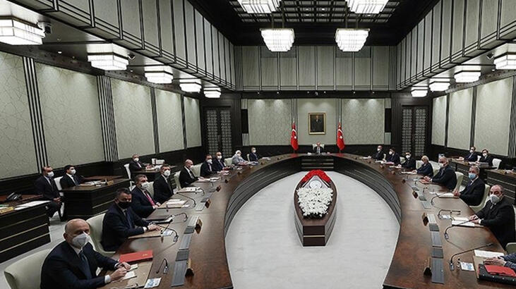 Son dakika… Cumhurbaşkanlığı Kabinesi yarın toplanacak