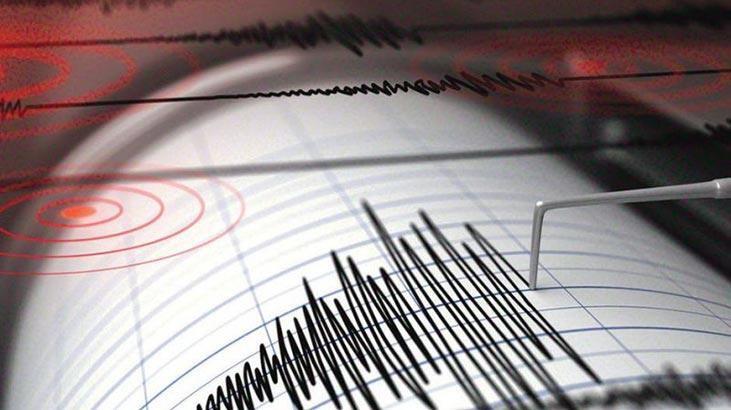 Son dakika! Ege'de korkutan deprem!