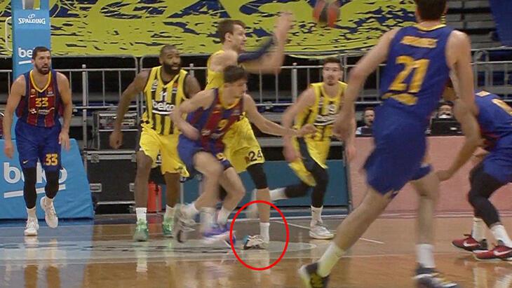 Son dakika – Fenerbahçe Beko'da Jan Vesely sakatlandı!