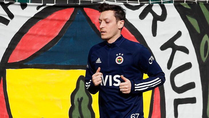 Son dakika – Fenerbahçe'den Mesut Özil paylaşımı!
