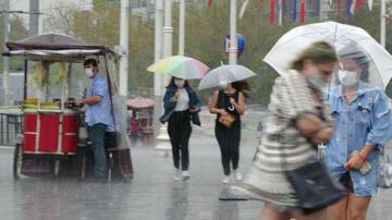 Son dakika haberi: İstanbul'da öğleden sonraya dikkat! Uyarı geldi