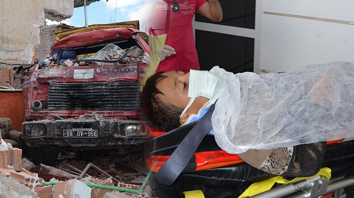 Son dakika… Herkes deprem sandı ama işin aslı başka çıktı! 12 yaşındaki Can hastanelik oldu