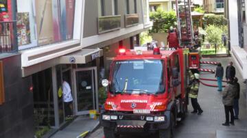 Son dakika: İstanbul'da yangın paniği! 1'i ağır 3 yaralı…