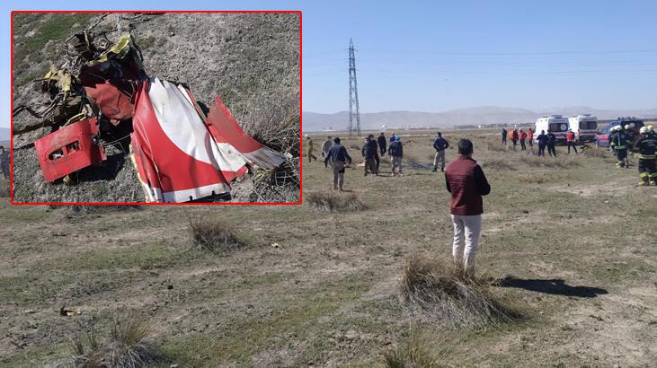 Son dakika… Konya'da askeri gösteri uçağı düştü! MSB acı haberi verdi