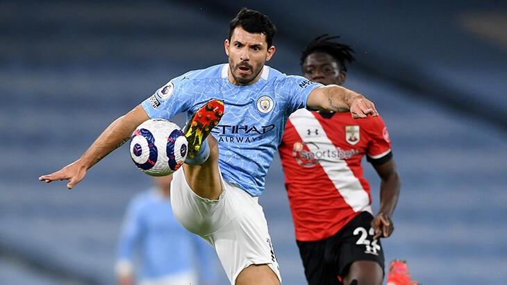 Son dakika – Manchester City'de Agüero'nun yerine forvet düşünülmüyor