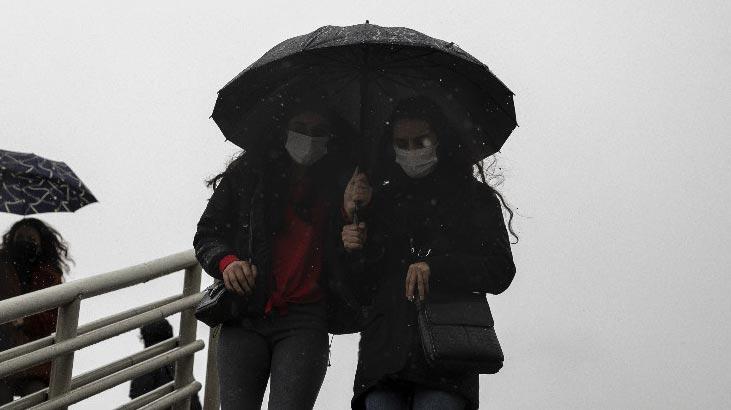 Son dakika! Meteoroloji'den uyarı: Baharı beklerken kış geri geldi
