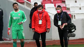 Son dakika – Sivasspor'dan Ali Şaşal Vural için sakatlık açıklaması!