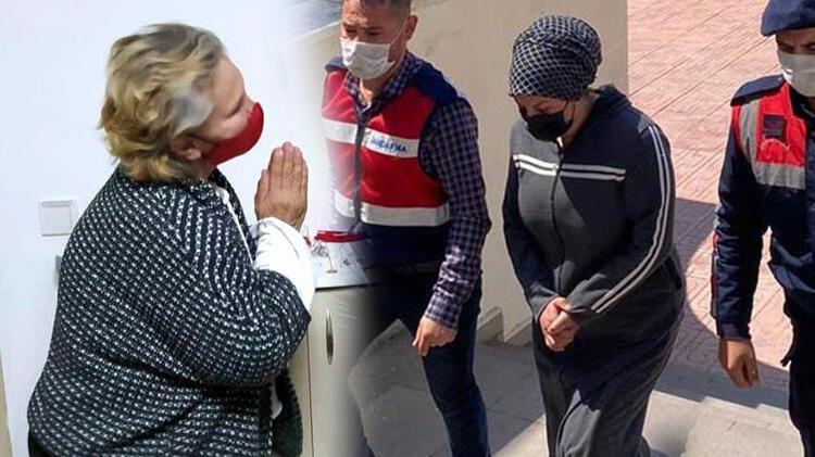 Temizliğe gittiği evden ziynet eşyası çalan kadın, tutuklandı