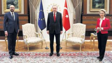 'Türkiye'nin nihai hedefi tam üyelik'