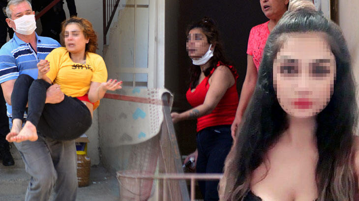 Uyuşturucu krizine giren genç kız evdeki eşyaları kırıp, kendini banyoya kilitledi