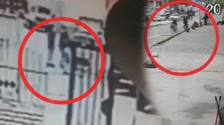 Van'da kadını darbedip, çantasına çalan saldırgan yakalandı
