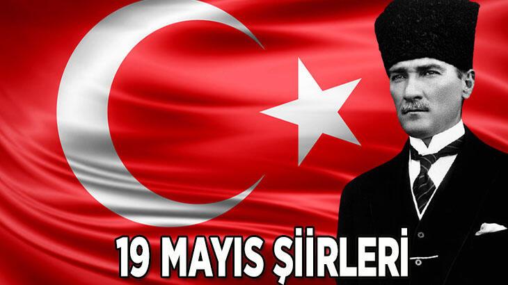 19 Mayıs şiirleri (1,2,3,4 kıtalık)! Uzun ve kısa 19 Mayıs Atatürk'ü Anma, Gençlik ve Spor Bayramı şiirleri!