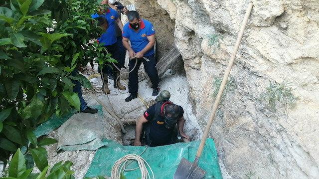 Adana'da feci olay: Su kuyusu 3 kişiye mezar oldu