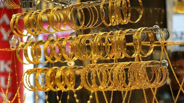 Altın fiyatlarında hareketlilik