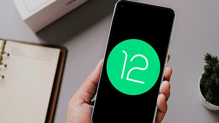 Android 12 sızdırıldı: Resmen yeniden tasarlanmış!