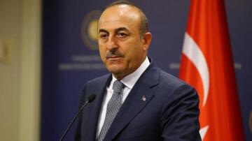 Bakan Çavuşoğlu'nun 'Filistin' görüşmeleri sürüyor