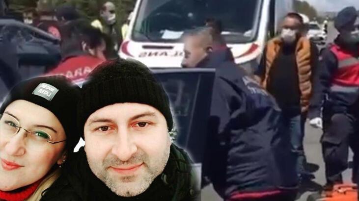 Bir aile yok oldu! Kazayı görenler haber verdi