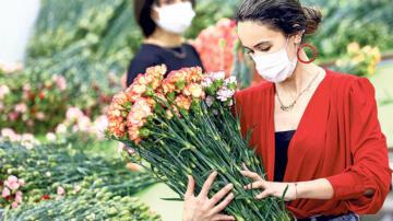 Çiçek gibi ihracat!