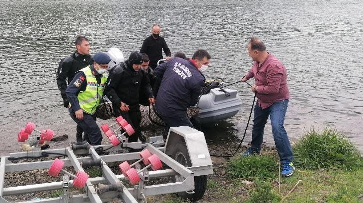 Feci olay! Nehre düşen işçi hayatını kaybetti