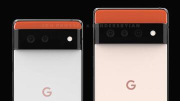 Google Pixel 6 serisinin tasarımı sızdırıldı! İşte detaylar