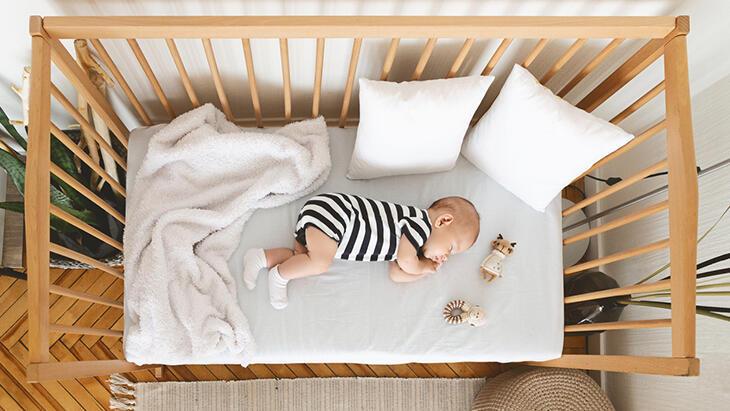 Hatalı yatırma ve yatak düzeni bebek ölümlerinin en önemli sebebi çıktı