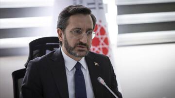 İletişim Başkanı Altun'dan TRT'nin kuruluş yıl dönümü mesajı