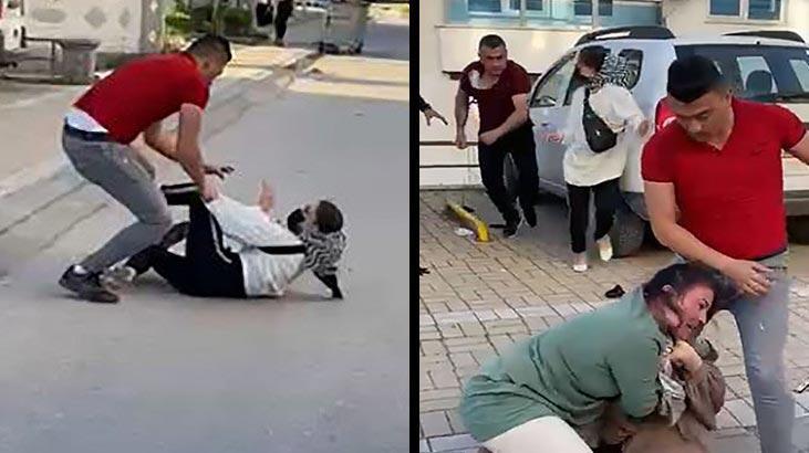 İnfial yaratan görüntüler! Gözaltına alındılar