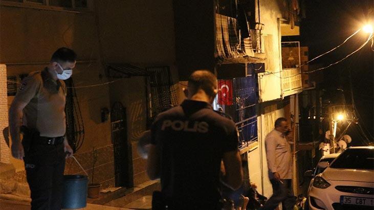 İzmir'de silahla vurulan kişi öldü