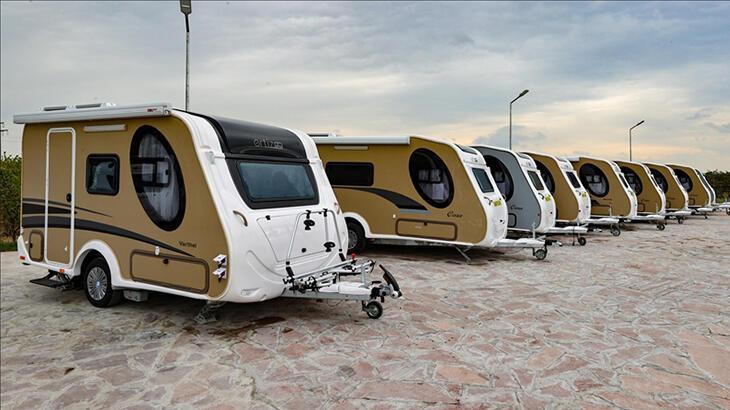 Karavanlar için rüzgarı elektriğe çeviren sistem geliştirildi