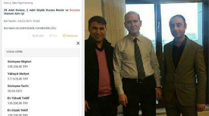 Kayyum'un ihalesi AKP'liye gitti