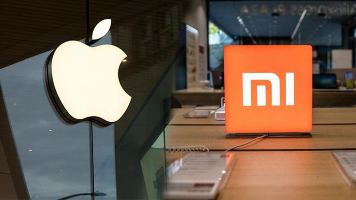 Liderlik yarışının kazananı Xiaomi oldu! Apple'ı geçti