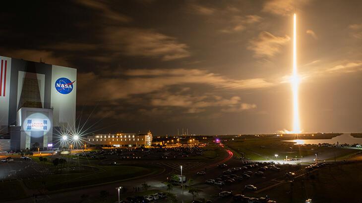 NASA'dan yeni hamle: Black Brant 12 roketi artık uzayda