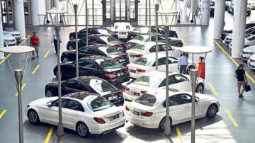 Otomobil ihracatı 4 ayda % 20 arttı