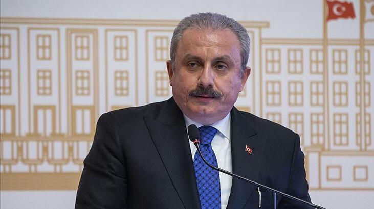 TBMM Başkanı Şentop, Kazakistan Meclis Başkanı Nigmatulin ile telefonda görüştü