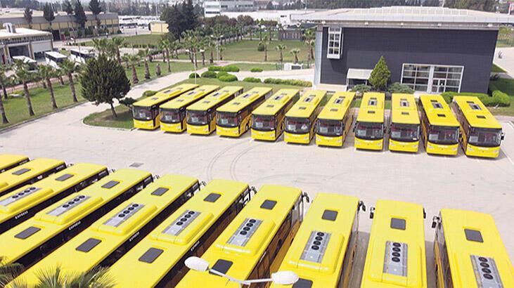 TEMSA'dan Avrupa'nın merkezine teslimat