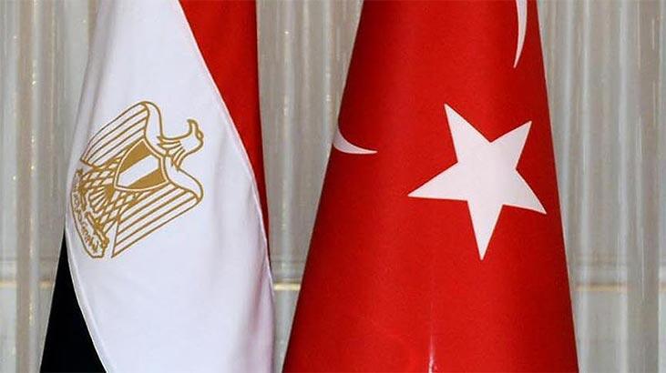 Türk heyet Mısır'a gitti