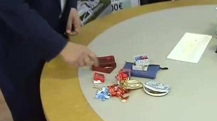 Yardım paketinin içinden altınlar çıktı! Türk Kızılayı o altınların sahibini arıyor