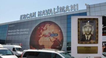 Yavru Vatan'da Ercan krizi