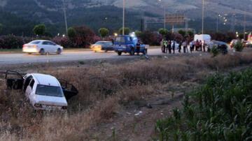 Hatay'da feci kaza! 2 ölü, 5 yaralı