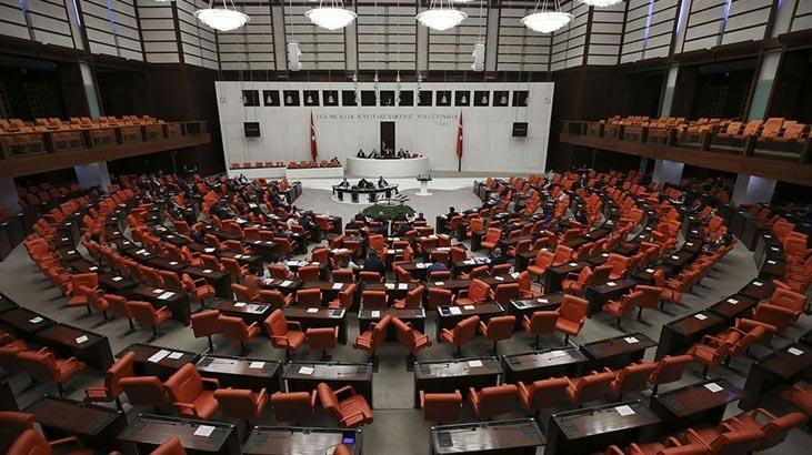 Meclis'te ceza infaz kurumları mesaisi