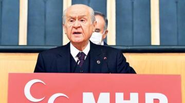 MHP lideri Devlet Bahçeli: 15 Temmuz'da NATO neredeydi?