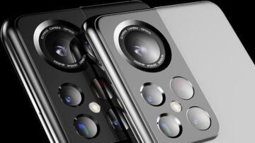 Samsung Galaxy S22 Ultra için konsept tasarımları paylaşıldı