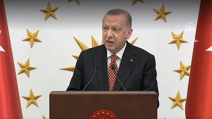 Son dakika! Cumhurbaşkanı Erdoğan'dan '2023 seçimleri' mesajı