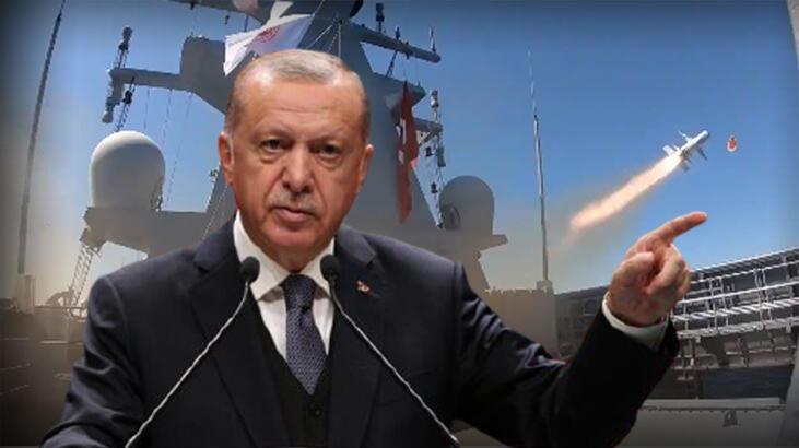 Son dakika: Cumhurbaşkanı Erdoğan'dan 'Atmaca' paylaşımı: İlk kez tam isabetle vurmayı başardı