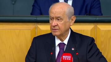 Son dakika… MHP lideri Bahçeli'den grup toplantısında flaş açıklamalar