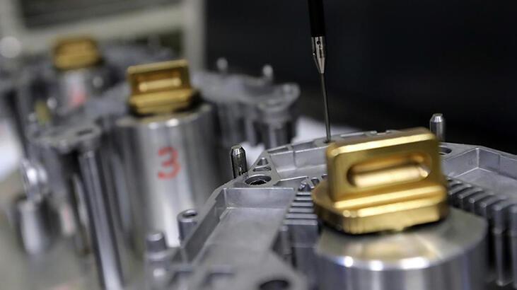 Üretimde dönüşüm hedefi teknoloji hamlesiyle gerçekleştirilecek