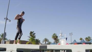 Yüzücülerin daha hızlı yüzmesini sağlayacak teknoloji